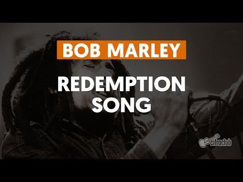 Redemption Song - Bob Marley (aula de violão)