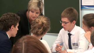 Урок русского языка, Кокурина_Ю.А., 2015