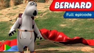 Bernard Bear - 152 - Paragliding