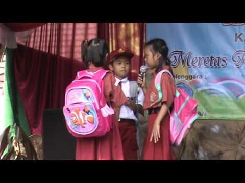 English Language - Anak SD Pintar Bercakap Bahasa Inggris - SD N 1 Pabuaran Cikupa