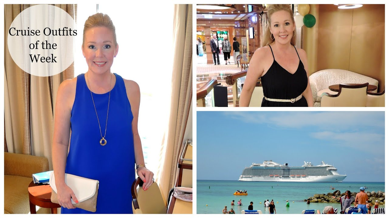 Cruise Outfits of the Week