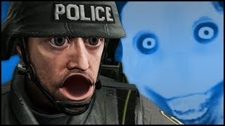 DON'T WATCH THIS IF YOU'RE HOME ALONE! (CS GO Spooky Map)