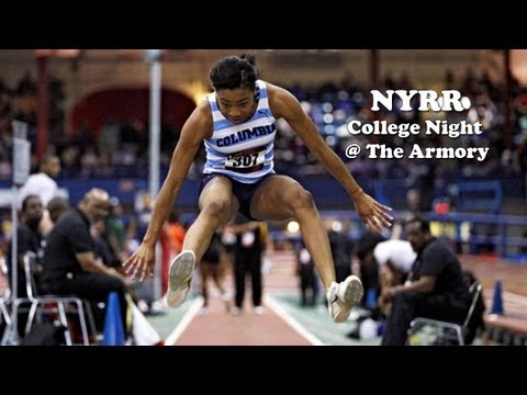 NYRR College Night at the Armory II