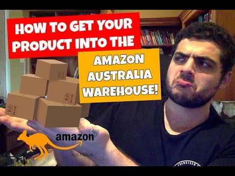 Amazon FBA Australia - How To Get Your Product Shipped To Amazon! (Creating A Shipment Plan) 😀