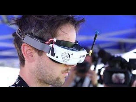 NOUVEAU ! Incroyable images du Championnat du Monde de DRONES 2016 ! Super Champion Luke BANNISTER