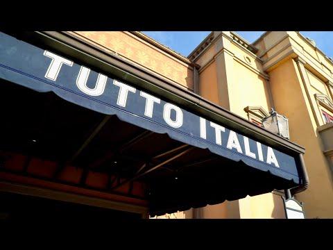 Dinner at Tutto Italia Ristorante in EPCOT   Walt Disney World