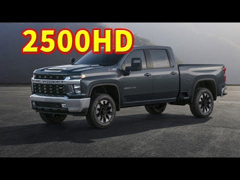2020 chevrolet silverado 2500hd crew cab | 2020 chevrolet silverado 2500hd wt | new cars buy
