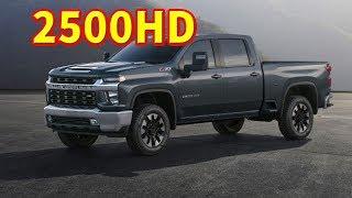 2020 chevrolet silverado 2500hd crew cab | 2020 chevrolet silverado 2500hd wt | new cars buy