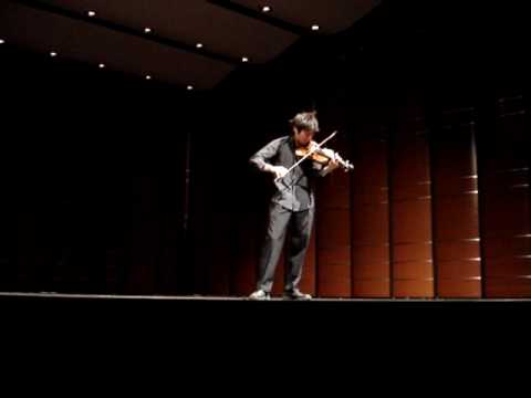 Charles Yang - Motion live at Long Center