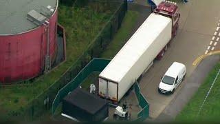 קפואים במינוס 25 מעלות: משאית המוות מסעירה את בריטניה