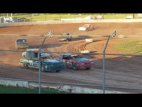 Pure Stock Heat - ABC Raceway 7/13/19