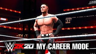 WWE 2K20 My Career Mode - Ep 20 - ROYAL RUMBLE MATCH!!