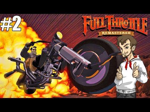PADRE TORSIO! - Full Throttle #2
