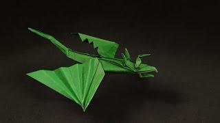 Origami: Snake Dragon / Dragón Serpiente (Marc Vigo)