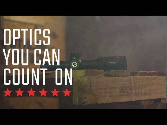 Tactical Solutions You Can Count On - Athlon Optics