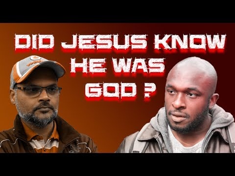 "Speakers Corner: [ 23/07/17 ] Br-Hashim VS Josh ""Did Jesus know he was God during his ministry?"""