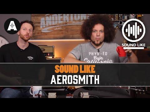 Sound Like Aerosmith - Without Busting The Bank