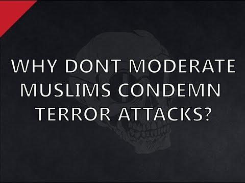 Moderate Muslims & Terror Attacks