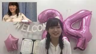NGT48 西潟茉莉奈 SHOWROOM (2017/08/15) NGT48 中井りか SHOWROOM (201...