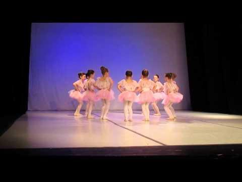 Ples malih balerina