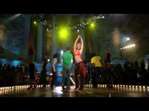 Britney Spears - Boys/ Slave 4 U LIVE [1080pHD]