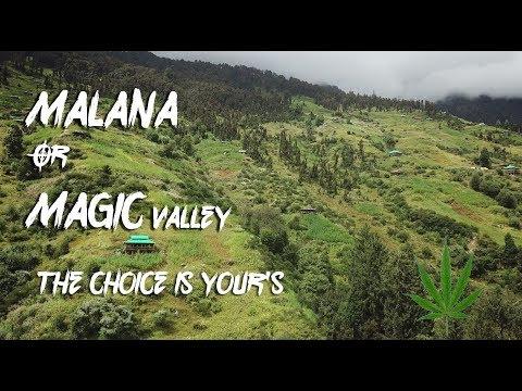 Should I visit Magic Valley or Malana Or Waichin Valley |