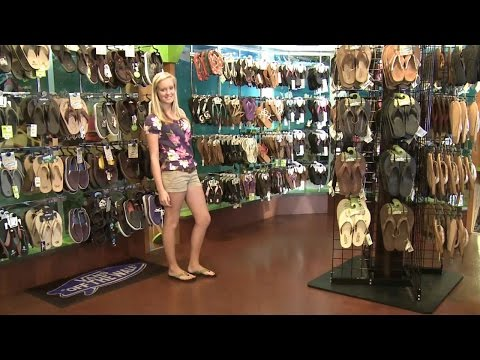 Gotta Shop: Flip Flop Shops In Panama City Beach, FL
