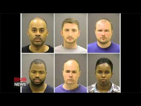 Deadlocked Baltimore Jury Will Attempt to Reach a Verdict on Wednesday