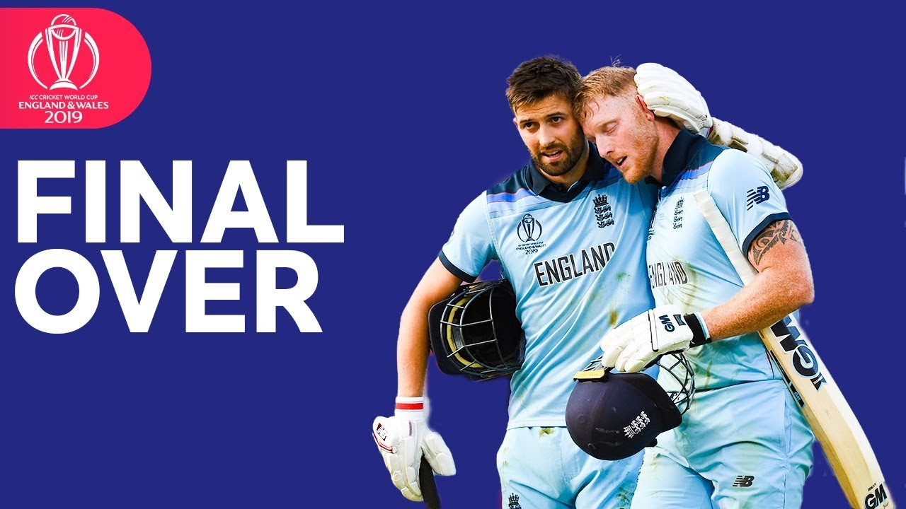 Incredible Final Over of England's Innings! | Stokes Forces Super Over | ICC Cricket World Cup