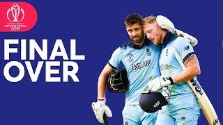 Download Incredible Final Over of England's Innings! | Stokes Forces Super Over | ICC Cricket World Cup 2019 Mp3 and Videos