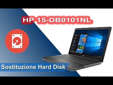 SMART Hard Disk Error 301 su HP 15-DB0101NL - Risolto con smontaggio e sostituzione hard disk