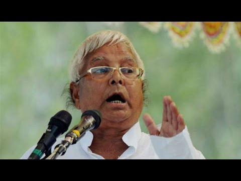 BJP Should Not Drag Army In Cheap Politics Says Lalu Prasad Yadav