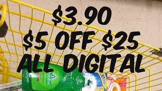 Video $5 Off $25 All Digital Scenario for Dollar General download MP3, 3GP, MP4, WEBM, AVI, FLV Juni 2018