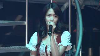 SNSD - Dear. Mom (Into The New World 1st Asia Tour Concert)