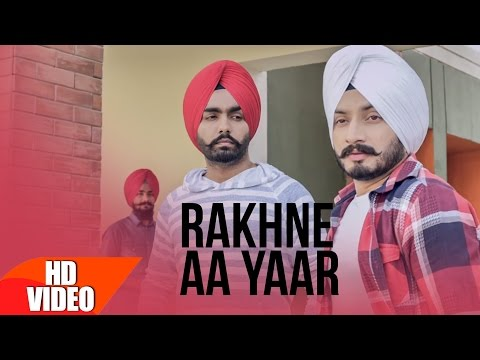 Rakhne Aa Yaar (Full Video) | Virasat Sandhu Ft Ammy Virk | Latest Punjabi Song 2016 | Speed Records