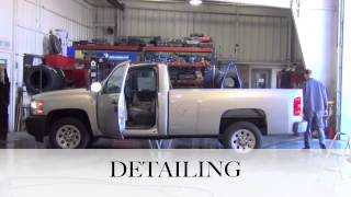 Introduction to Herb Jones Chevrolet Buick GMC's Service Department