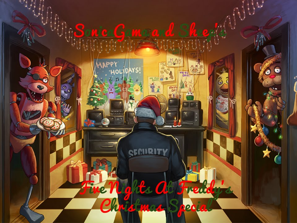 Five Nights at Freddy's XMAS Special - YouTube