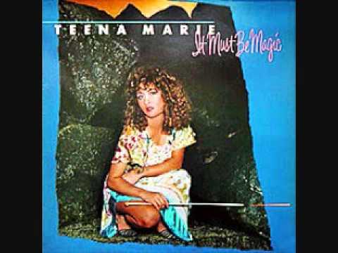 Teena Marie -  Deja Vu (I've Been Here Before) Live