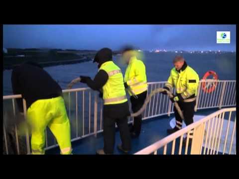 """2013 - """"Bodil"""" Storm over Danmark, fredag den 6. december 2013 - dag 2"""