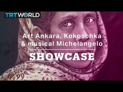 Art Ankara, Kokoschka & musical Michelangelo | Full Episode | Showcase