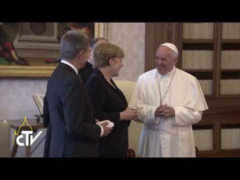 Udienza Angela Merkel 17.06.2017