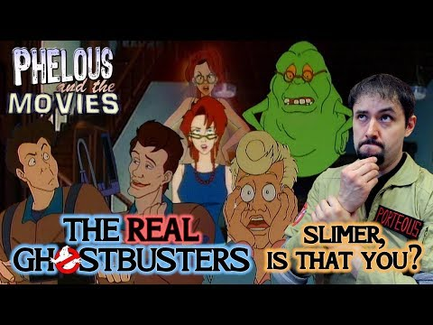 The Real Ghostbusters: Slimer, Is That You?