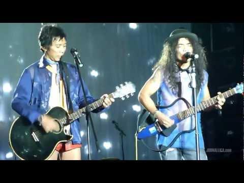 Slank - Lorong Hitam (I Slank U Concert, 11 May 2012)