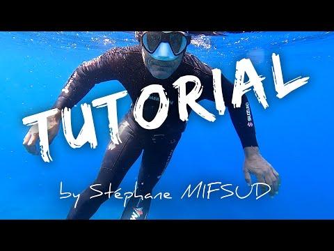 Programme d'entraînements d'Apnée & Pêche sous-marine // Freediving & Spearfishing training program