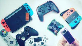 TOP 5 - Nintendo Switch Zubehör für Zuhause (Bionik Tetra Power, Giganet Adapter) 5 #BESTE