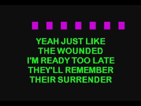 Ozzy Osbourne - Shot In The Dark (KARAOKE)