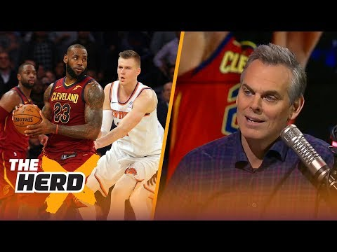 Any chance LeBron James would play for the New York Knicks? | THE HERD