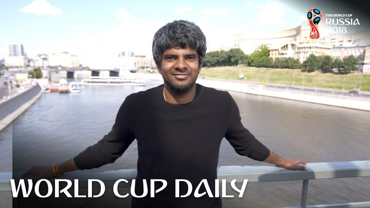 World Cup Daily - Russian Recap!
