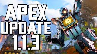 Apex Legends Update 1.1.3 (Is it Good?)