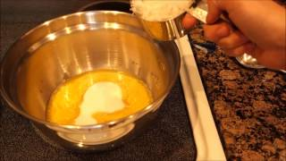 How To Bake  French Coconut Pie
